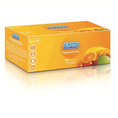durex pleasurefruits 144uds