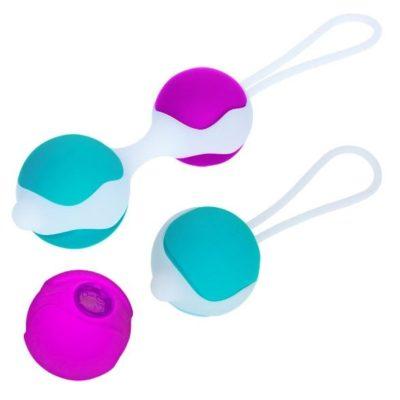 set de bolas chinas para mejorar orgasmos