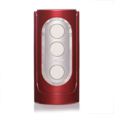 tenga flip hole color rojo