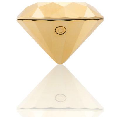 masajeador diamante sumergible bijoux