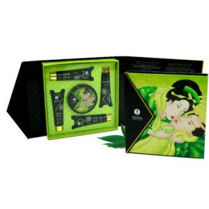 caja kit secret geisha exotic te verde