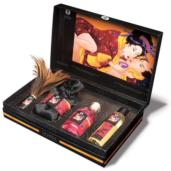 coleccion ternura y pasion shunga