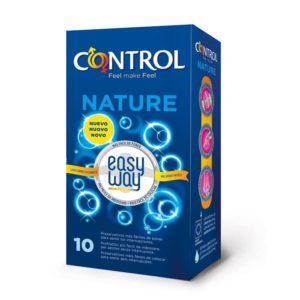 control nature easy way mas faciles de colocar