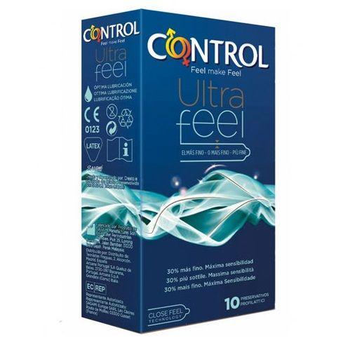 control ultrafeel preservativos finos