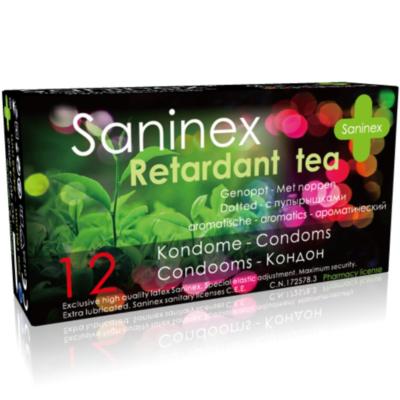 saninex retardante 12 unidades