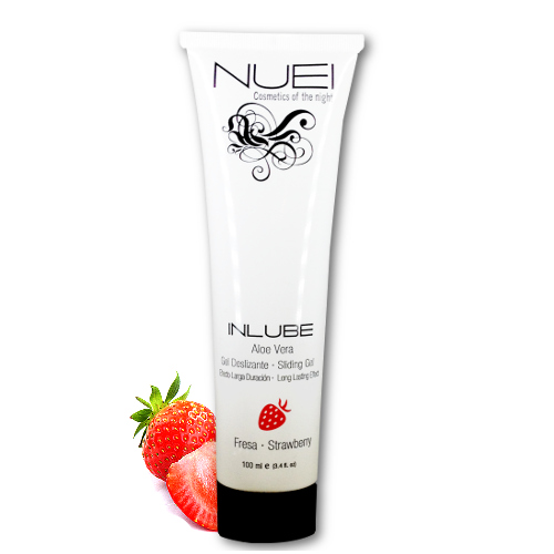 gel lubricante nuei inlube aloe vera fresa