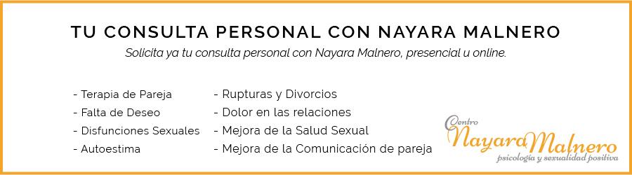 Consulta Personal con Nayara Malnero