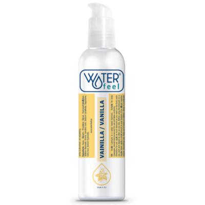 lubricante con base de agua sabor vainilla