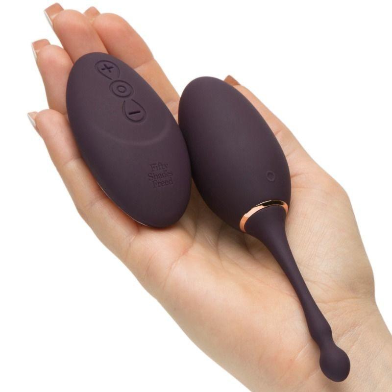 huevo vibrador fifty shades of grey