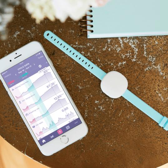 nueva pulsera ava fertilidad y monitorizacion