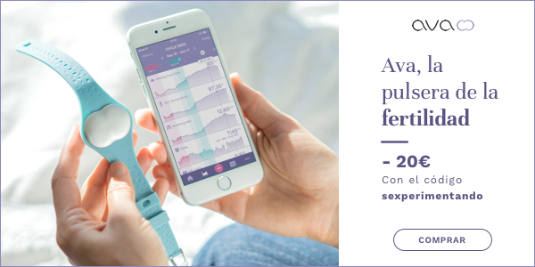 Pulsera AVA, ayuda para quedarte embarazada