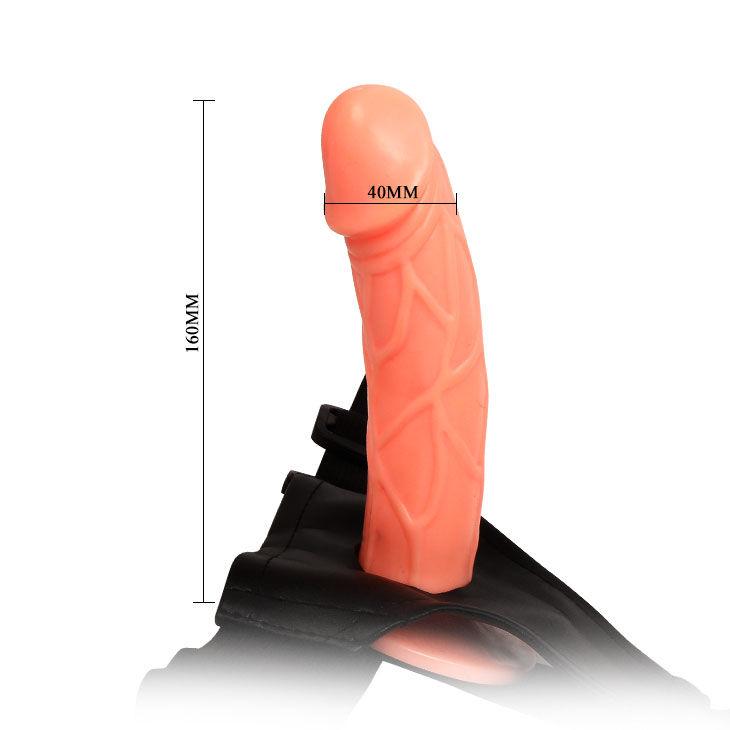 dildo arnes 16cm