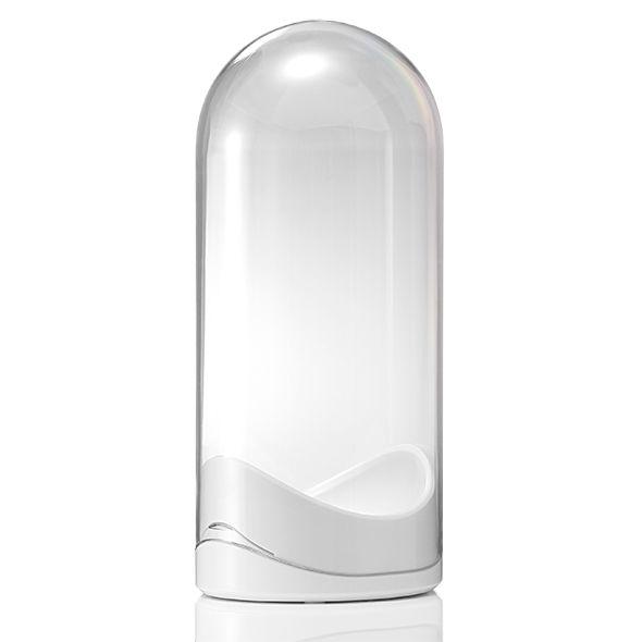 caja tenga flip zero blanco