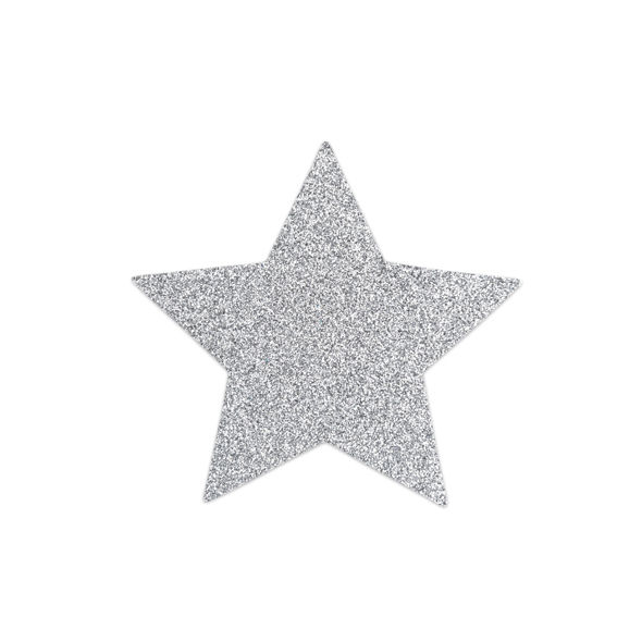 pezonera estrella plateada