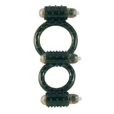 anillo para pene y testiculos con vibracion