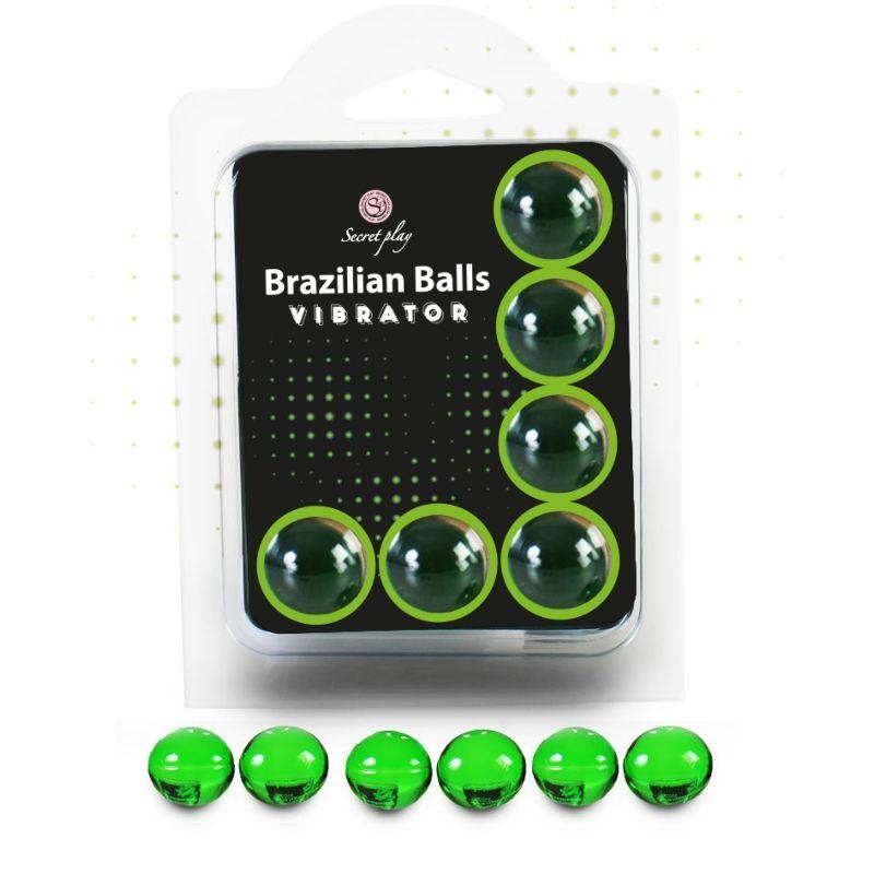 brazilian balls vibrator 6 unidades