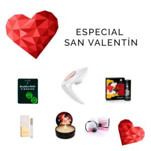 regalos eroticos san valentin