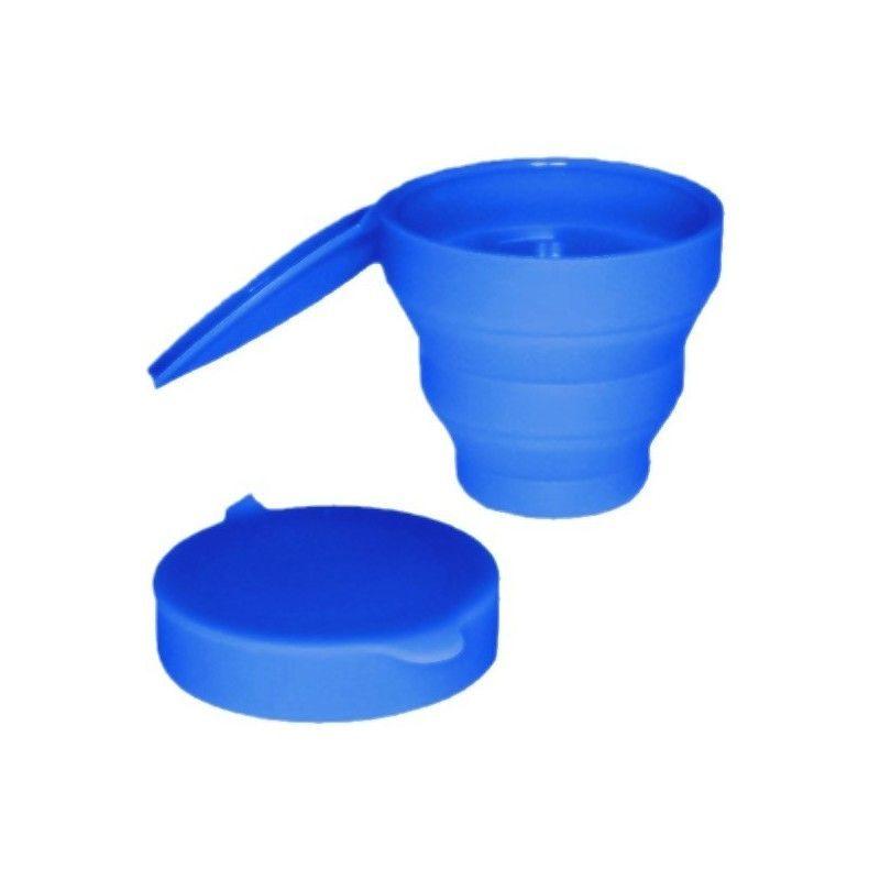 vaso esterilizador copa menstrual meluna azul