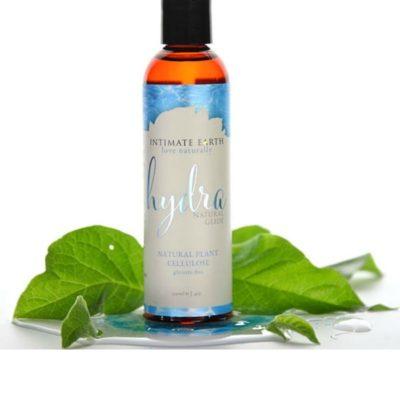 lubricante agua y plantas 120ml intimate arth