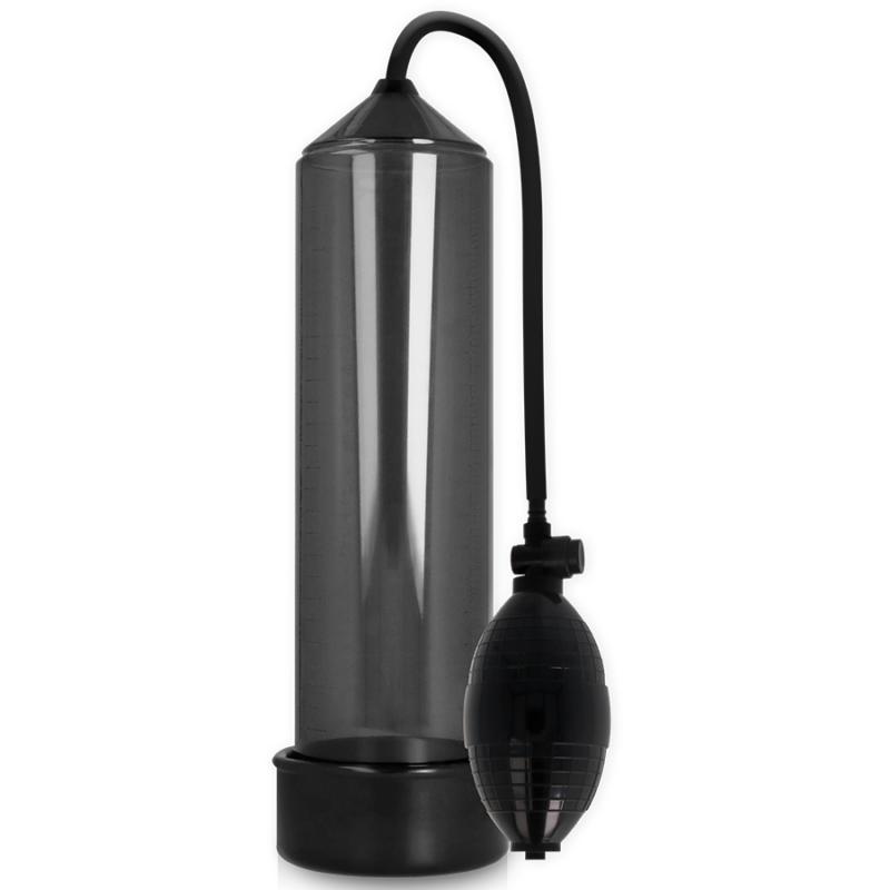 bomba de vacio pump addicted negro