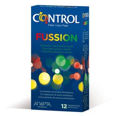 preservativos sabores fussion control adapta