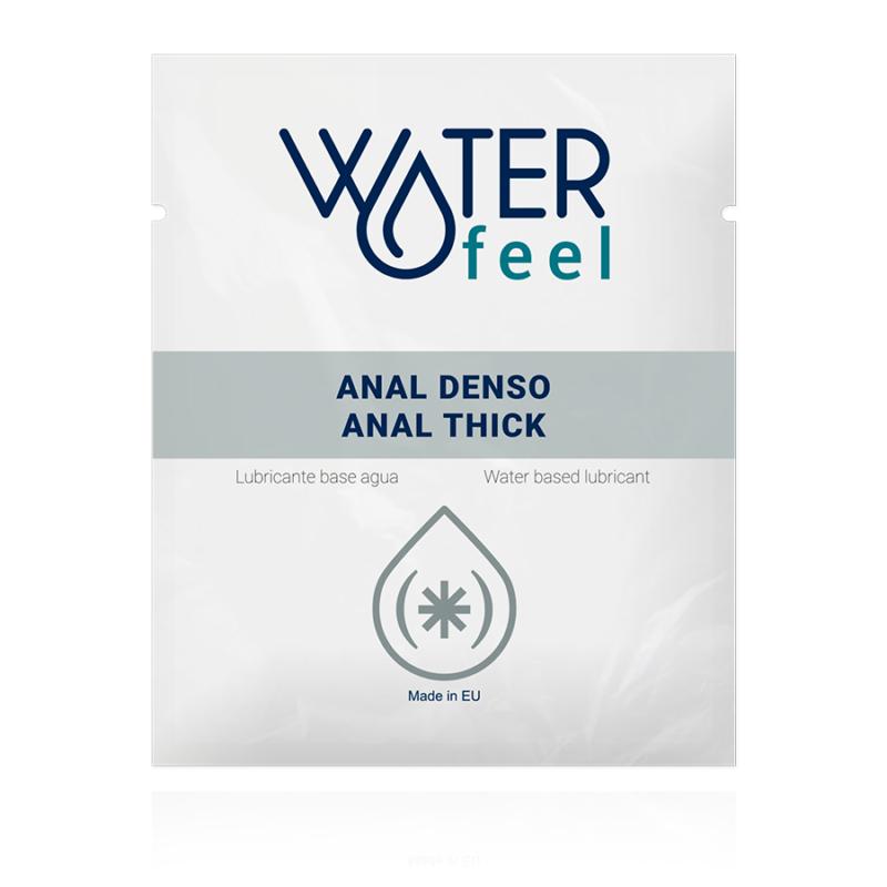monodosis lubricante anal denso base agua