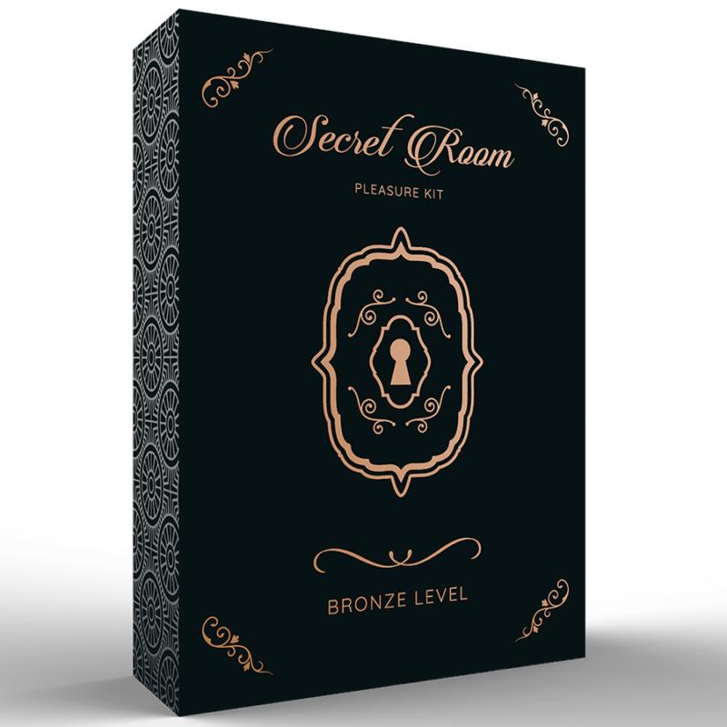 caja secret room bronce nivel 2