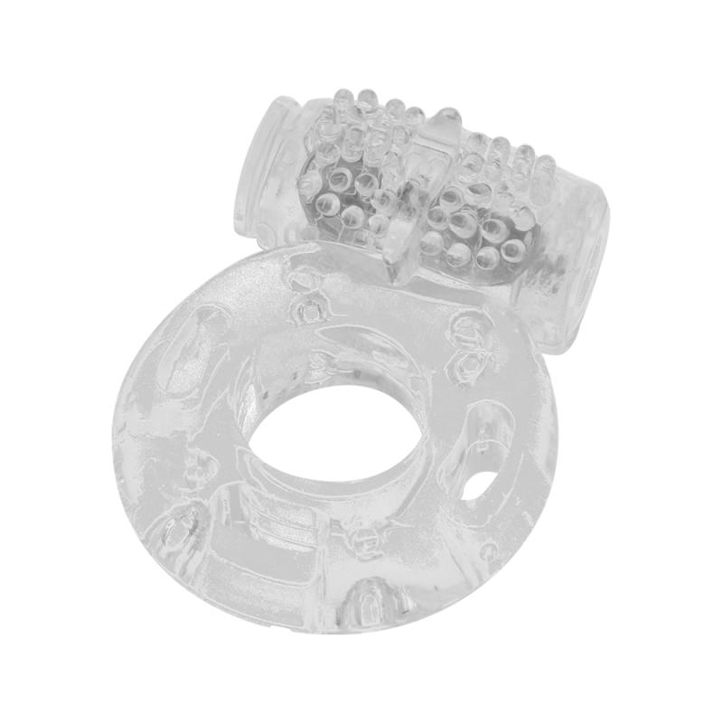 anillo vibrador secret room plata