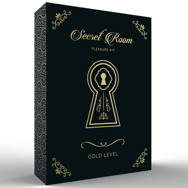 caja secret room oro nivel 1