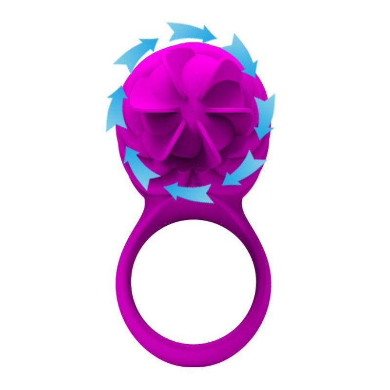 rotacion anillo de silicona