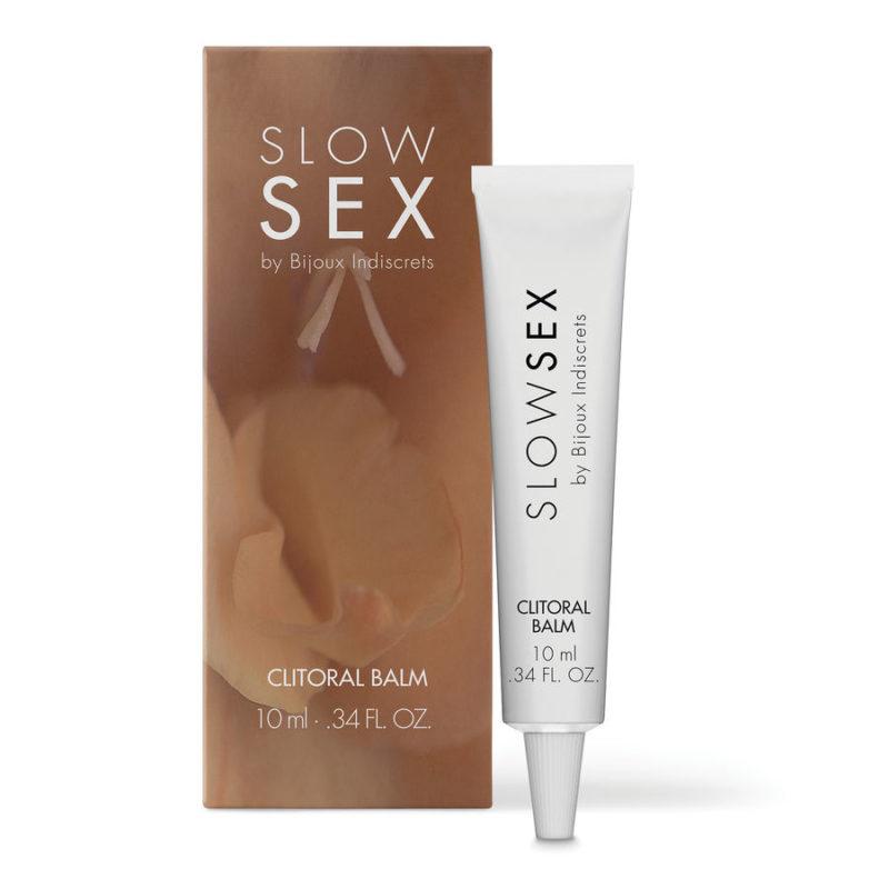 Balsamo estimulante para clitoris Slow Sex